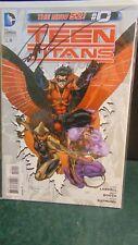 Teen Titans (New 52) #0 Signed by Scott Lobdell