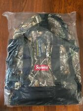 Supreme Realtree Backpack Camo FW19 100% AUTHENTIC NWT