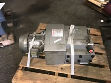 Becker Vacuum Pump, #KVT 3.1000, #D 2123509, With Warranty