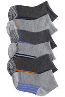 Skechers Toddler Boy's 6-Pairs Crew Socks