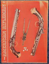 Magazine American Rifleman,  APRIL 1965 !! REMINGTON Model 600 Magnum CARBINE !!