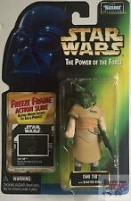 "ISHI TIB REBEL ALLIANCE Star Wars POWER OF THE FORCE 1997 3.75"" Inch FIGURE"