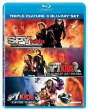 Spy Kids Triple Feature [New Blu-ray] Ac-3/Dolby Digital, Dolby, Digital Theat