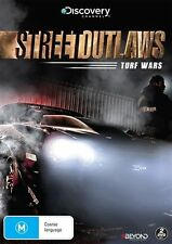 STREET OUTLAWS: Turf Wars DVD TV SERIES REALITY-TV Discovery 2-DISC BRAND NEW R4