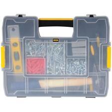 Tool Box Organizer Portable Garage Storage Cabinet Small Parts Chest Stanley NEW