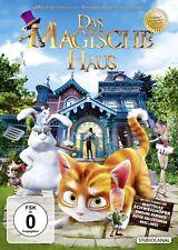 DVD * Das magische Haus * Matthias Schweighöfer * NEU OVP