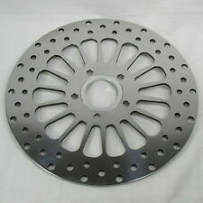 1981-Later Harley Big Twin 11.5 REAR Disc Brake Drilled Rotor POLISHED 41789-92