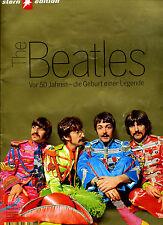 The Beatles -- Vor 50 Jahren -die Geburt einer Legende -- Stern Edition--