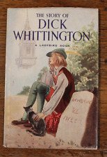 The Story of Dick Whittington and His Cat - Muriel Levy - Ladybird Book