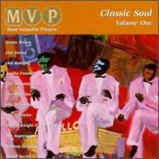 Audio CD MVP Classic Soul: Volume 1 - Various Artists - Free Shipping