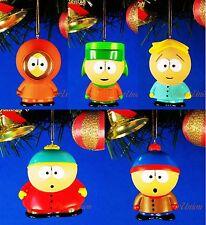 Decor Animeation Ornament Xmas Tree Home Decor Anime South Park Set *N211toN215