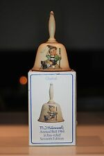 Hummel annual bells 1978-1985 set of 8