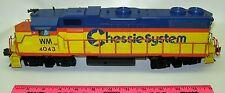 Lionel 4043 WM Chessie System diesel locomotive
