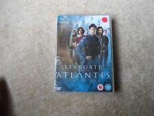 Stargate Atlantis Season 2 Two Complete DVD Box Set BRAND NEW R2 UK