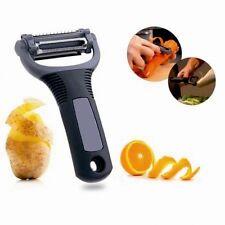 Vegetable speed peeler 3 in 1 rotary blade fruit & Vegetable peeler