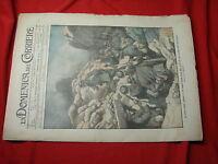 La domenica del corriere 1917 n.10 trincea linee nemiche