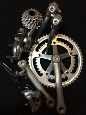 Shimano RX100 8 Speed 8pc. Group set Road Cycling.  A Must See ! Nice !