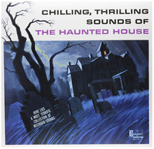 Chilling, Thrilling Sounds of the Haunted House (Vinyl) • NEW • Halloween