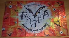 FLYING DOG Bat Country Logo 3X5ft FLAG Label Art craft beer brewery brewing