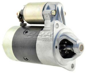 Remanufactured Starter  BBB Industries  16203
