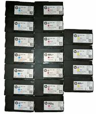 "18 x HP ""INSTANT INK"" Printer Cartridges 951 Cyan / Blue, Magenta / Red & Yellow"
