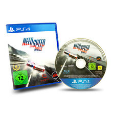 PS4 Playstation 4 Jeu Besoin de Vitesse Rivals dans Emballage D'Origine