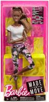 Barbie Made to Move Doll - African American
