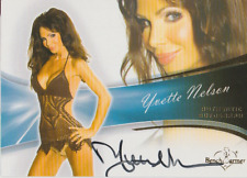Yvette Nelson 2013 Bench Warmers Authentic autograph auto card 59