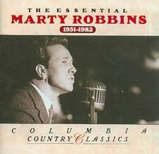 The Essential Marty Robbins: 1951-1982 by Marty Robbins (CD, 1991, Columbia)
