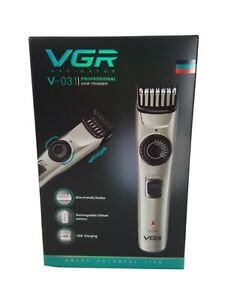 Vgr v-031 Navigator professional hair trimmer With USB Charger Secret Santa Gift