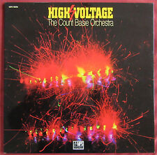 COUNT BASIE ORCHESTRA    LP FR  HIGH VOLTAGE   MPS