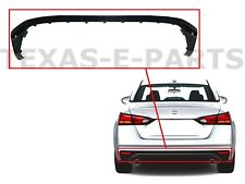 New Fits Altima Rear Bumper Finish Panel Assembly 2019-2020 Nissan