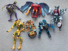 Transformers Beast Machines Lot Of 6 Transformers Cheetor Mega