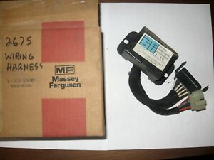 Massey Tractor NOS Wiring Harness Part# 3039579m1