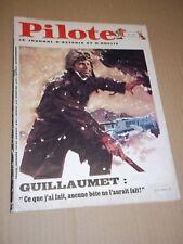 """PILOTE no 474"" (1968) ASTERIX / LA LIGNE MERMOZ (2) GUILLAUMET"