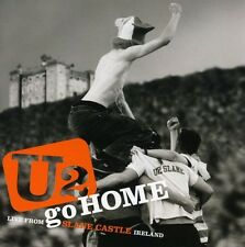U2: Go Home - Live from Slane Castle [Jewel Case] (2003, DVD NIEUW)