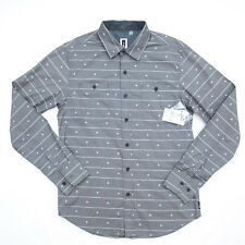 Howe Mens shirt Houdini Small S Long Sleeve Button Down MSRP $89