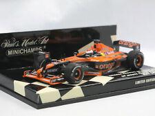 Minichamps Orange Arrows Asiatech A22 Jos Verstappen #14 Formel 1 2001 1/43