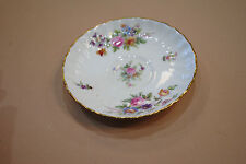 Minton Marlow China Wreath Backstam Rimmed Tea Saucer 4.5 inches