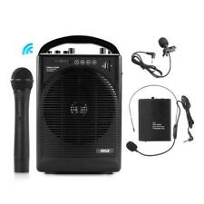 Pyle Pro PWMA1216BM Portable Amplifier & Microphone System With Bluetooth(r)