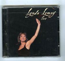 CD (NEUF) LYNDA LEMAY LIVE