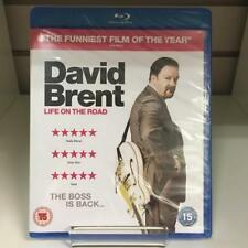 David Brent Life On The Road - Blu-ray - FACTORY SEALED - UK SELLER - FREE P&P