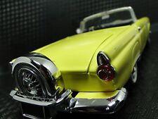 1 1955 Ford Thunderbird TBIRD 40 Sport Auto 24 VINTAGE GT 43 CLASSICO 12 MODELLO