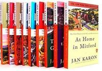 The Mitford Years Complete Set Volumes 1-9 by Jan Karon