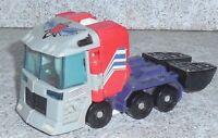 Transformers Machine Wars OPTIMUS PRIME Cab figure only no trailer 1996