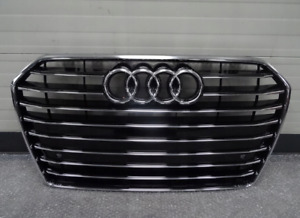 ATRAPA GRILLE Frontgrill PDC CHROM AUDI A6 C7 LIFT 4G0853651AH 4G0853653L USA