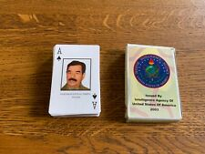 More details for iraqi most wanted playing cards
