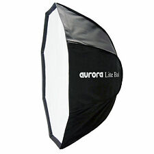Aurora Lite Bank Firefly XL Softbox Ø 120 cm Octagon für Multiblitz P