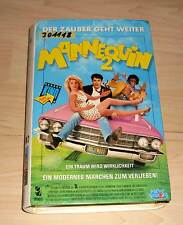 VHS - Mannequin 2 - Der Zauber geht weiter - Komödie - Videokassette