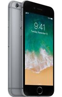 Apple iPhone 6S - 16GB - Gray (Factory GSM Unlocked; AT&T / T-Mobile) Smartphone